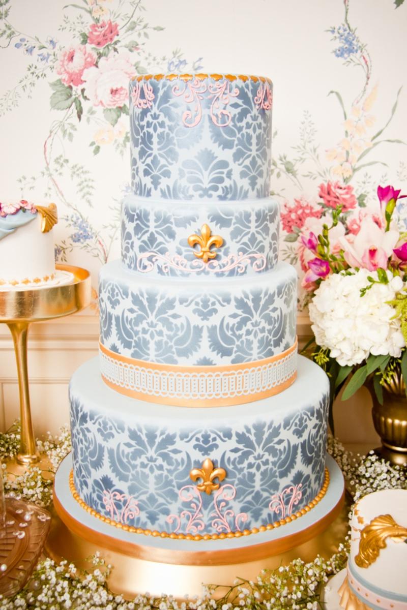 Romantic Victorian Wedding Inspiration via TheELD.com