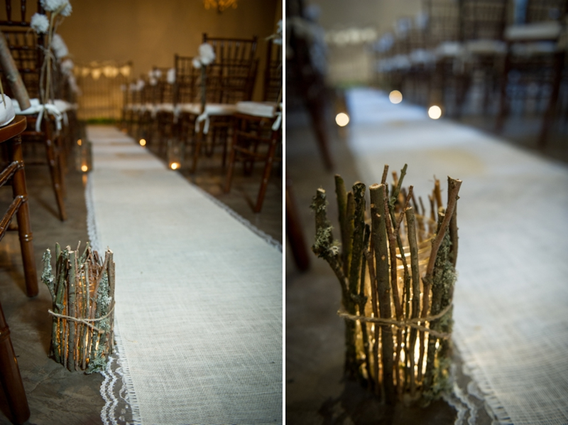Rustic Root Beer Wedding Inspiration via TheELD.com