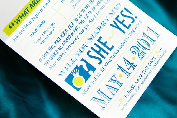 Stationery Week: Designing Your Wedding Invitations via TheELD.com