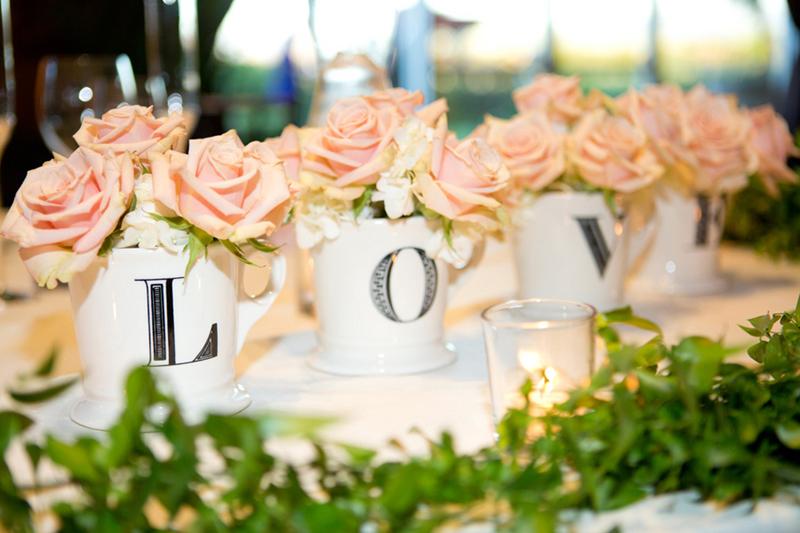 Rustic and Elegant Wine Inspired Wedding via TheELD.com