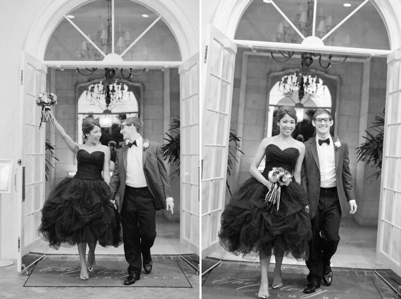 Colorful New Years Eve Wedding Inspiration via TheELD.com