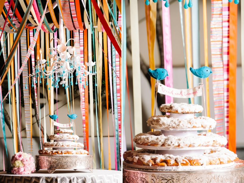 Colorful & Eclectic Rosemary Beach Wedding via TheELD.com