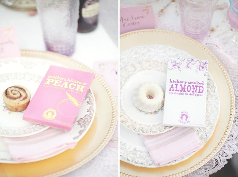 Pink Vintage Wedding Inspiration via TheELD.com