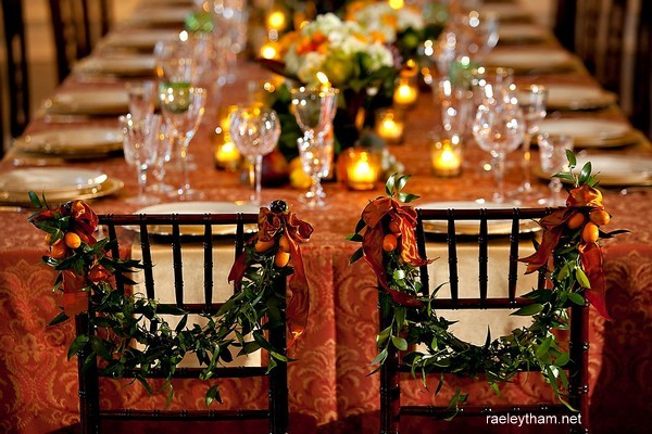 First Things First: Deciding On Your Wedding Style via TheELD.com
