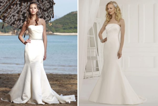 Tuesday Tips: Wedding Dress Style 101  via TheELD.com