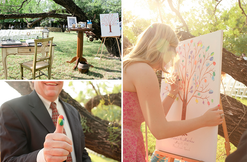Rustic Texas Ranch Wedding via TheELD.com