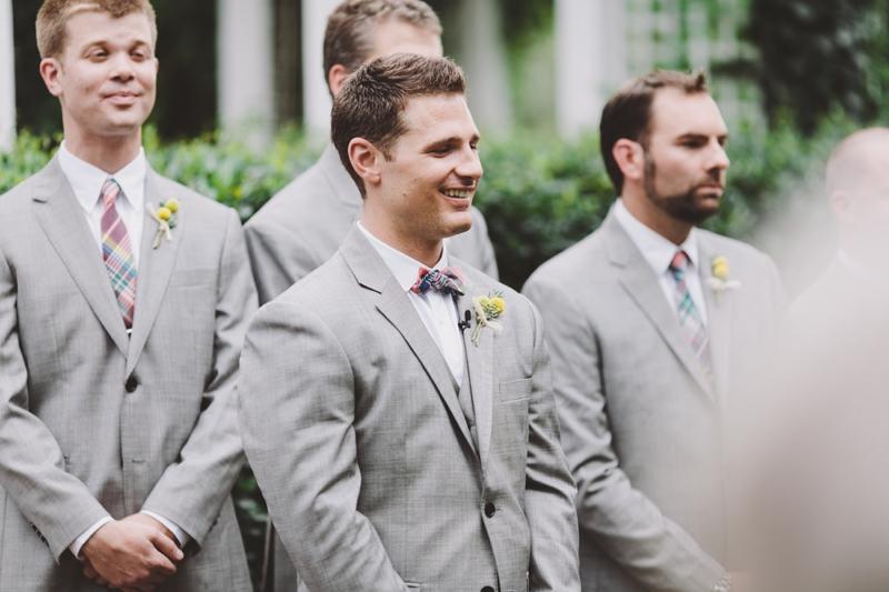 DIY Rustic Southern Wedding via TheELD.com