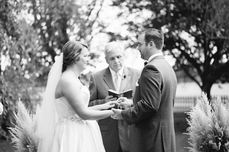 Elegant Nautical Maryland Wedding via TheELD.com