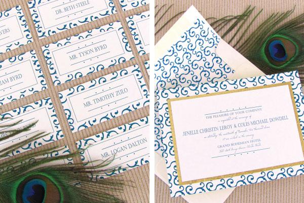 Vendor of the Week: Dogwood Blossom Stationery & Invitation Studio via TheELD.com