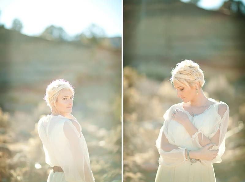 Southwestern Boho Chic Wedding Inspiration via TheELD.com
