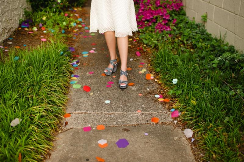Honeycomb Wedding Ideas {Eclectic} via TheELD.com