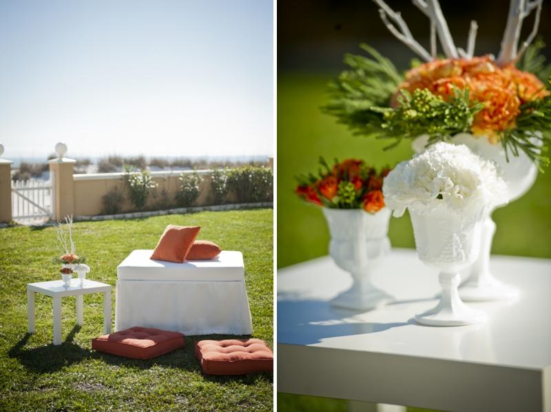 Modern Mexico Inspired Wedding Ideas via TheELD.com