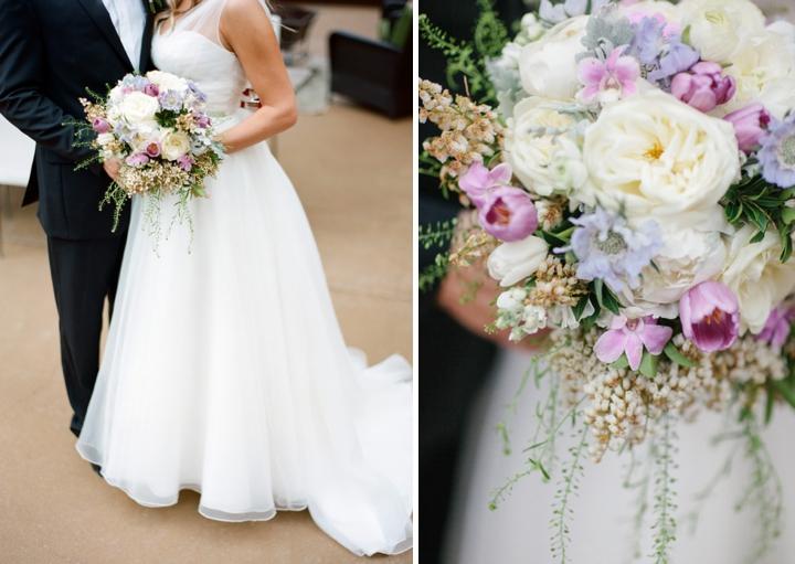 Modern Rustic Herb Inspired Wedding Ideas via TheELD.com
