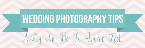 Wedding Photography Tips: Why To Do A First Look via TheELD.com