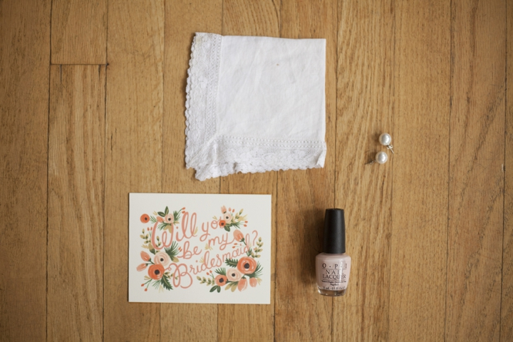 Asking Your Bridesmaids With A Will You Be My Bridesmaid Box via TheELD.com