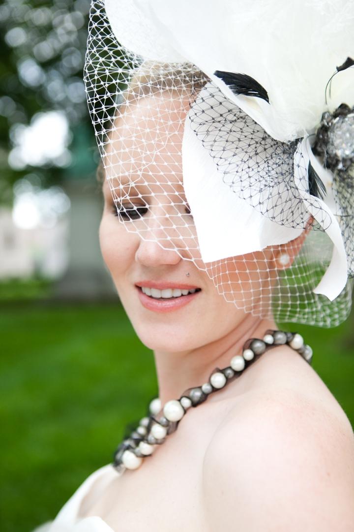 Modern Chic Sex and the City Wedding Inspiration via TheELD.com