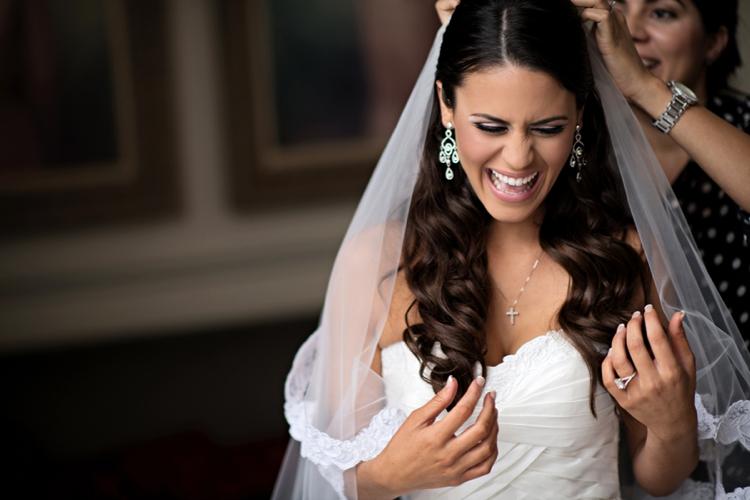 Chic Classic Silver and White Wedding via TheELD.com