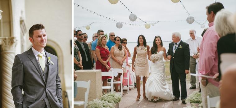 Rustic Chic Yellow and Gray Wedding via TheELD.com