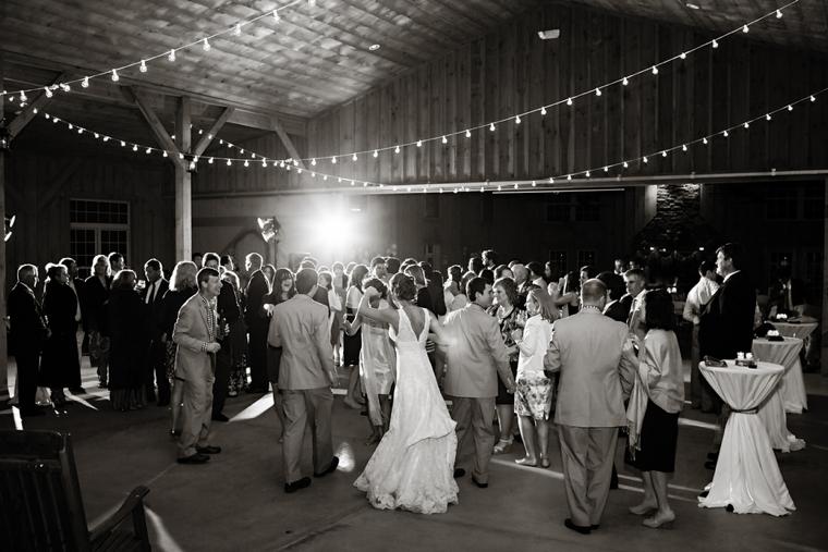 Rustic Yellow and Navy South Carolina Wedding via TheELD.com