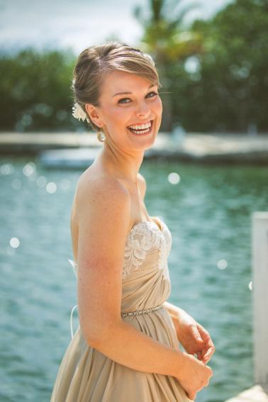 A Romantic Chic Islamorada Wedding via TheELD.com