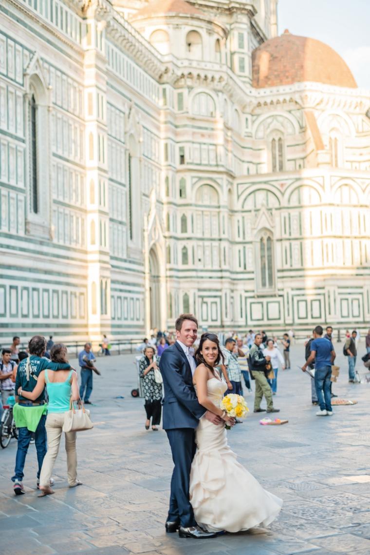 A Romantic & Modern Wedding In Italy via TheELD.com