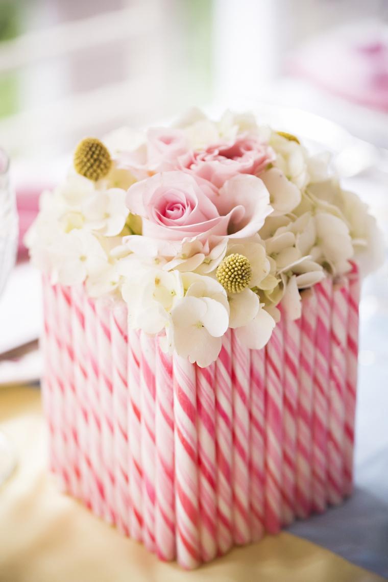 Eclectic Candy Land Wedding Ideas via TheELD.com