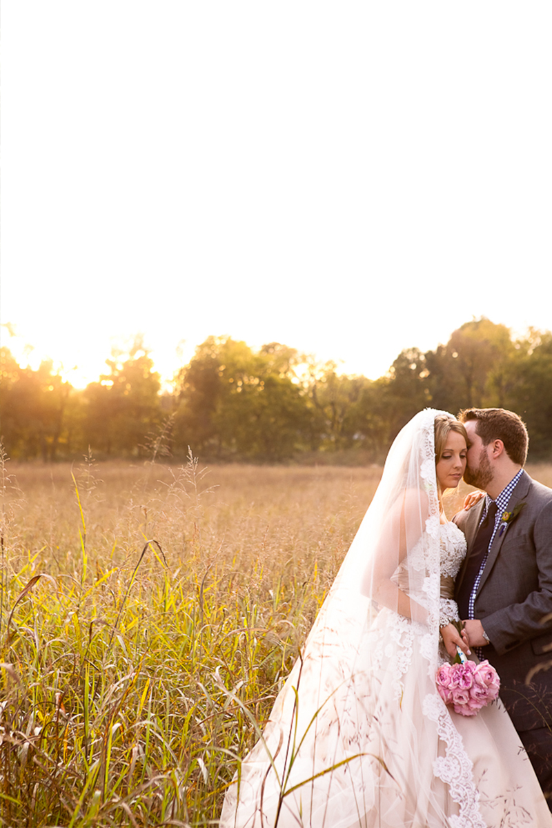 Eclectic Colorful Movie Inspired Tennessee Wedding via TheELD.com