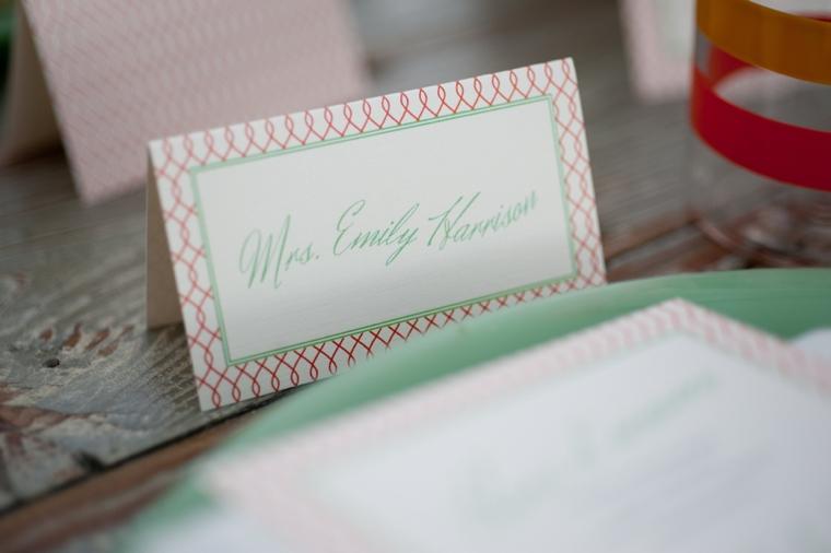 Rustic Eclectic Virginia Wedding Inspiration via TheELD.com
