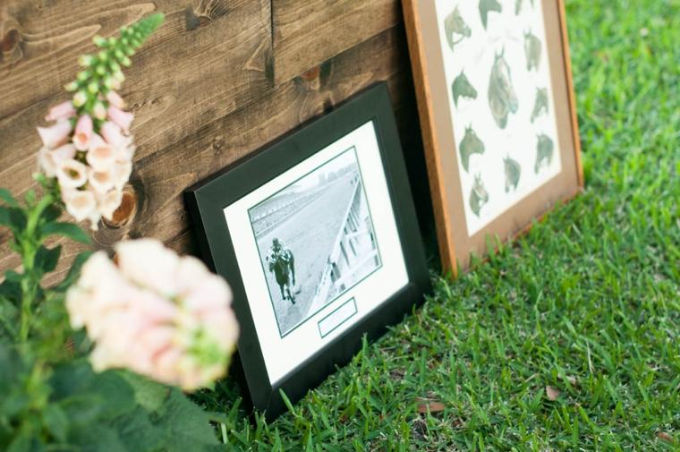 Eclectic Kentucky Derby Wedding Ideas via TheELD.com