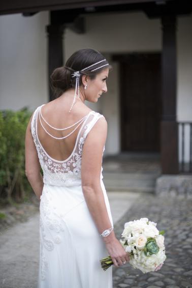 A Rustic Chic Costa Rica Wedding via TheELD.com