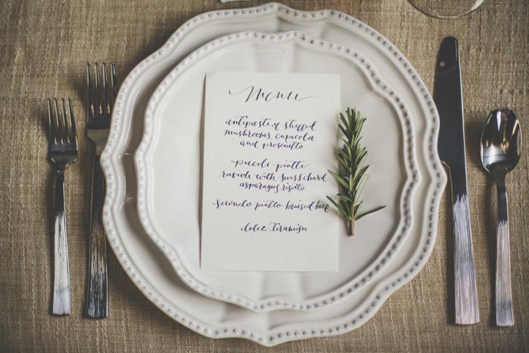 Eclectic Farmers Market Wedding Ideas via TheELD.com