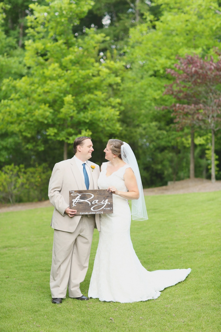 A Fun Eclectic Pink and Peach Wedding via TheELD.com