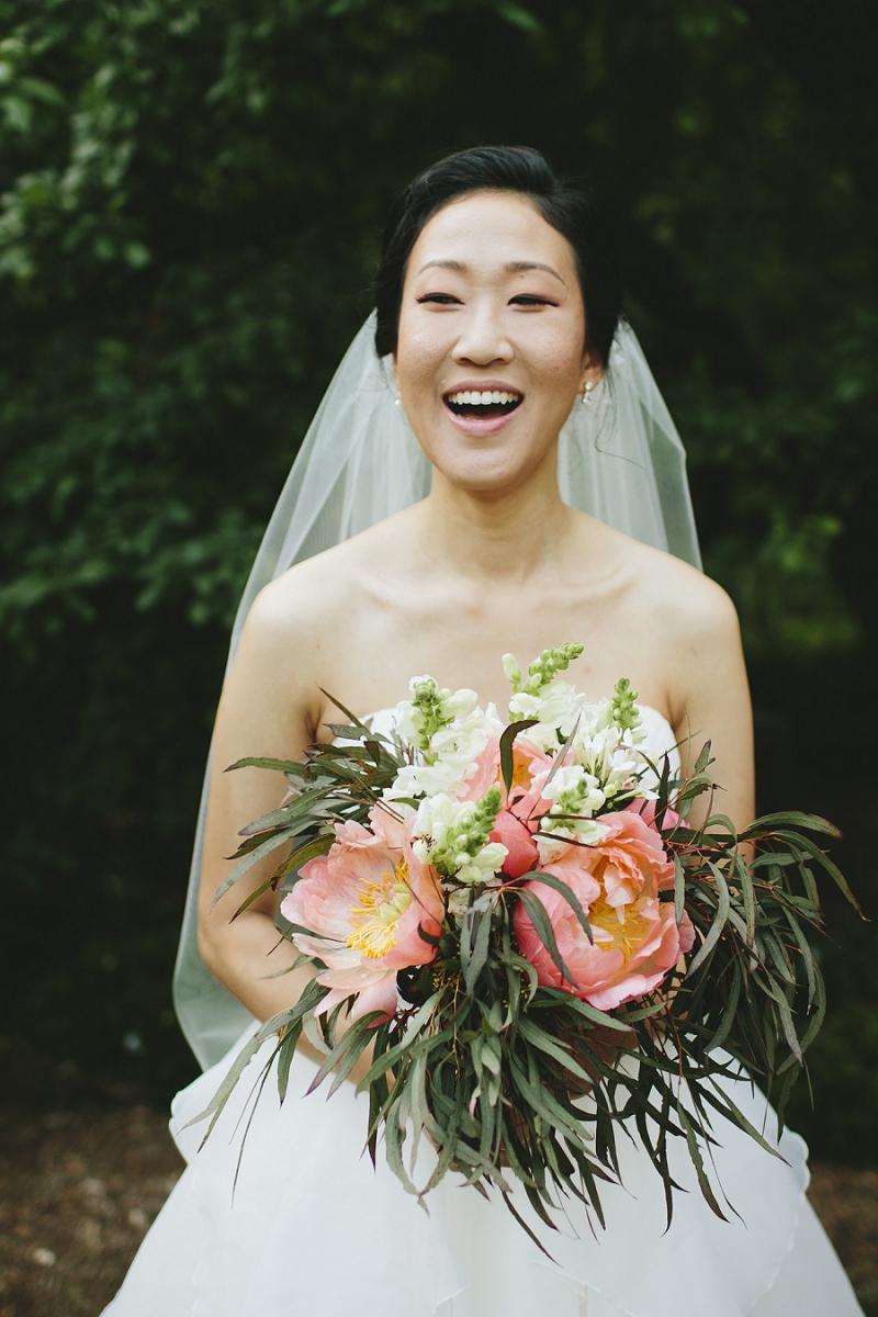 Charming and Whimsical North Carolina Wedding via TheELD.com