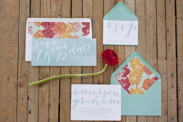 10 Gorgeous Fall Wedding Color Palettes via TheELD.com