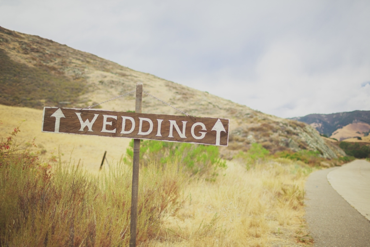 A Plum & Fuchsia California Vineyard Wedding via TheELD.com