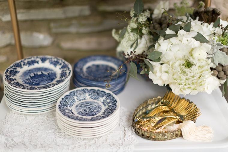 Vintage 1920s Wedding Ideas via TheELD.com