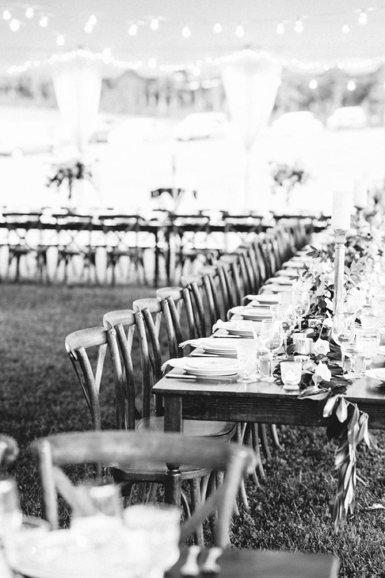 A Vintage Inspired Garden Wedding via TheELD.com