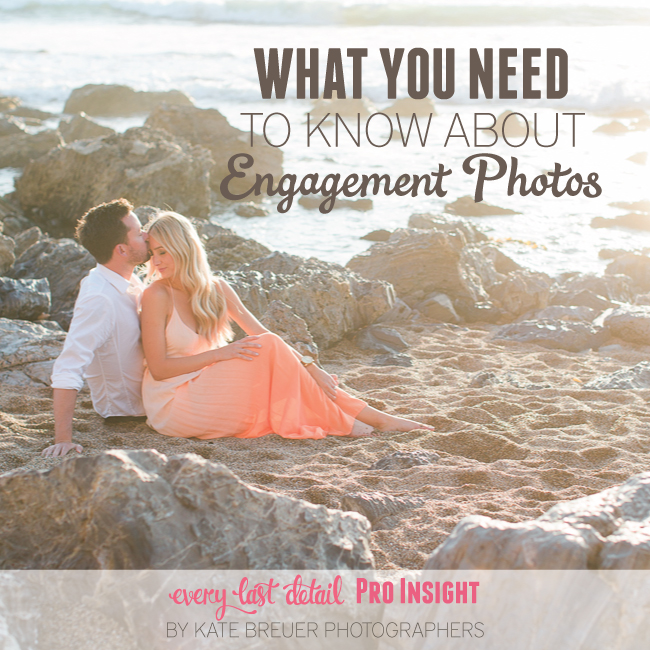 What You Need To Know About Engagement Photos via TheELD.com