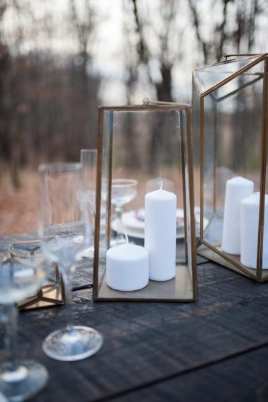 Van Gogh Inspired Wedding Ideas via TheELD.com