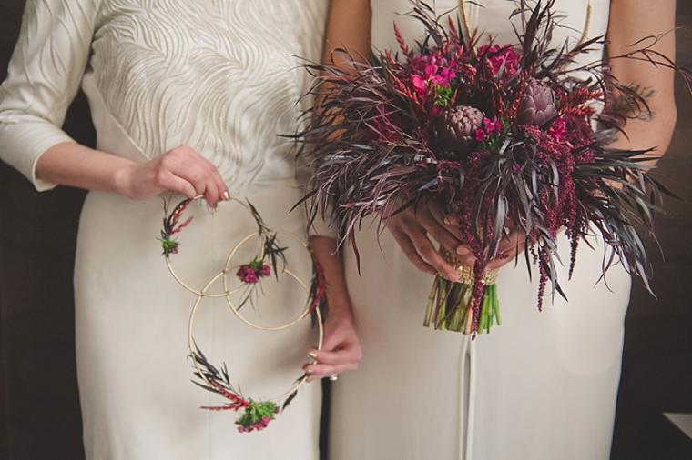 Vintage Glam Las Vegas Elopement Inspiration via TheELD.com