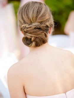 30 Stunning Wedding Day Hairstyles You Have To See via TheELD.com