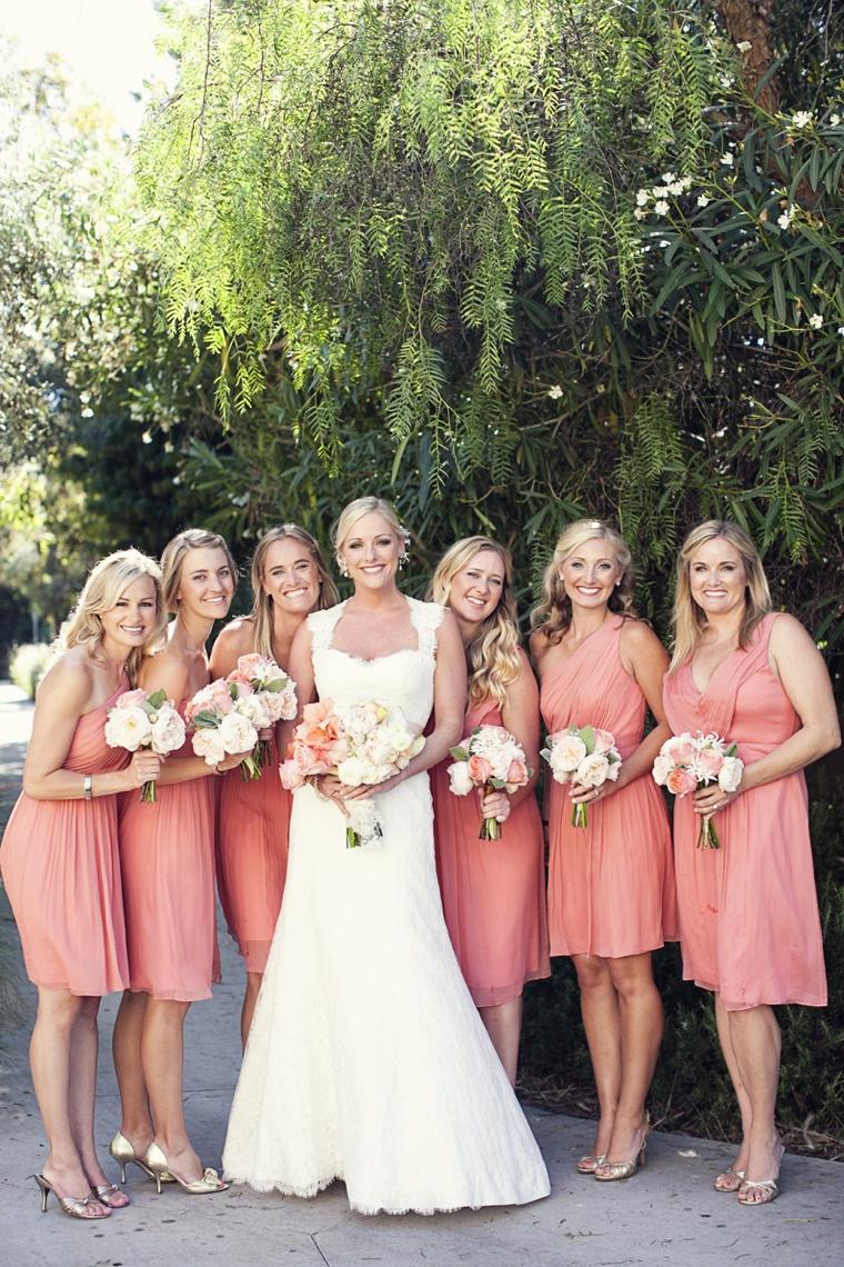 A Vintage & Elegant San Diego Wedding via TheELD.com