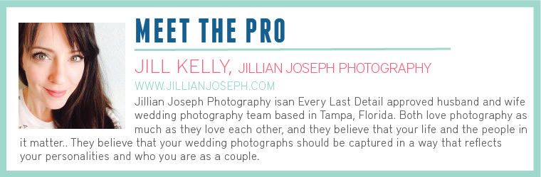 Top 5 Questions To Ask A Wedding Photographer via TheELD.com