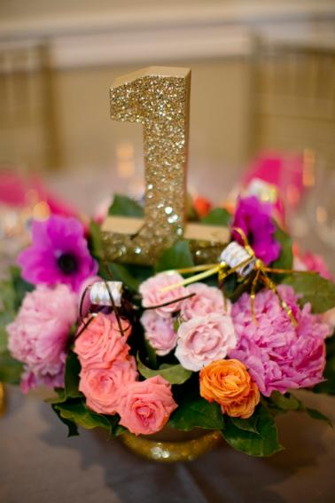 A Fun & Sophisticated DC Wedding via TheELD.com