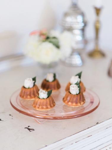 Romantic Pink Garden Wedding Ideas via TheELD.com
