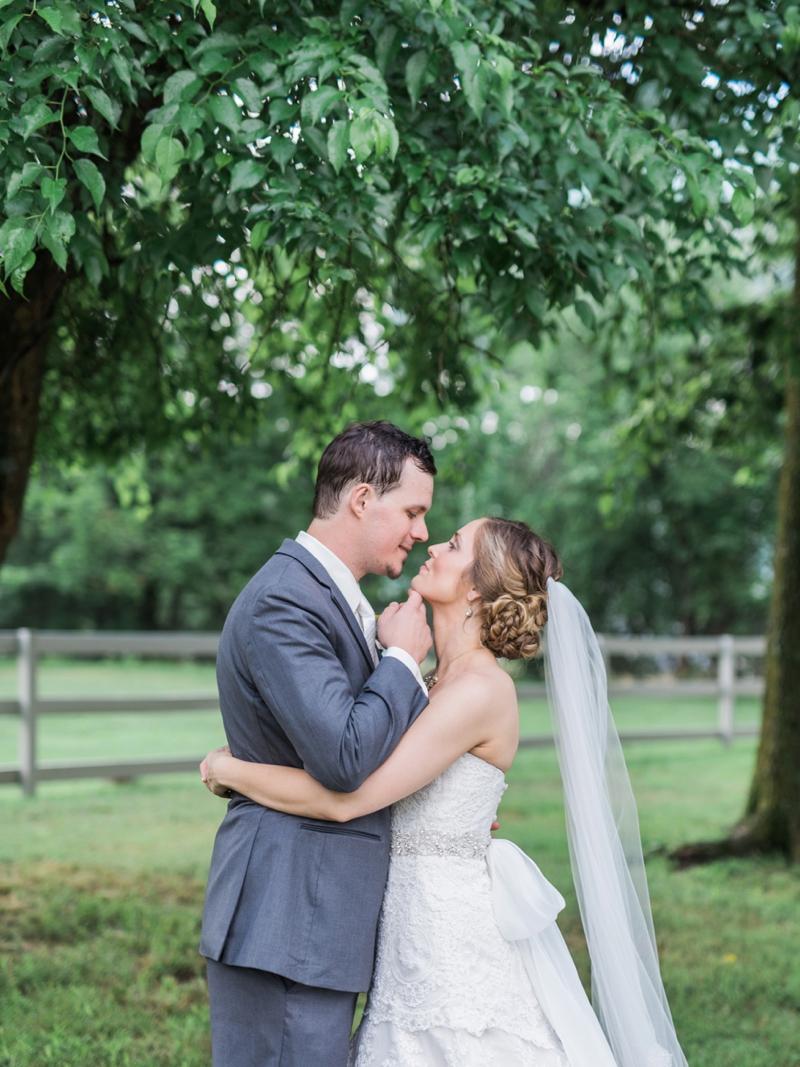 Romantic Garden Inspired Wedding via TheELD.com