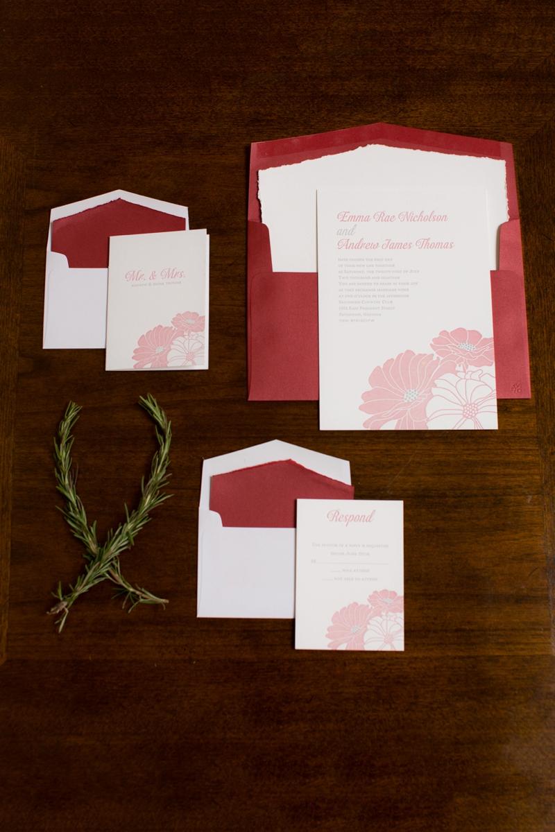 Marsala Tuscan Inspired Wedding Ideas via TheELD.com