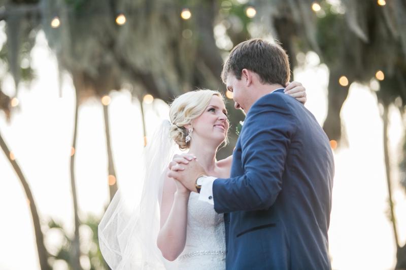 A Blush Old Florida Inspired Wedding via TheELD.com