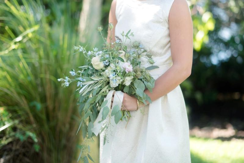 Ocean Inspired Wedding Ideas via TheELD.com