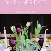 DIY Dinner Dates via TheELD.com